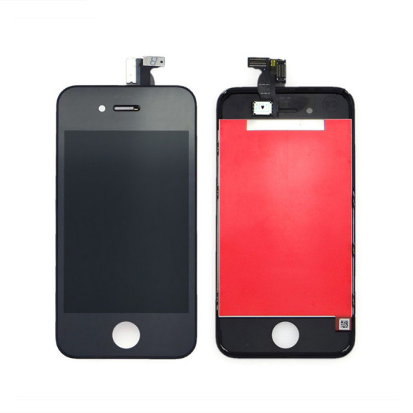 iPhone 4 Display LCD schwarz