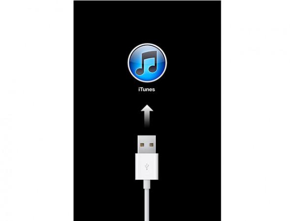 iPhone 4S Software Reparatur